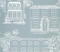 Обои Little Greene 20th Century 0288HAPENUM